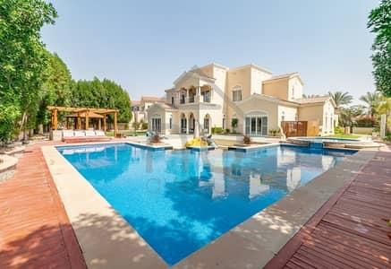 فیلا 5 غرف نوم للايجار في المرابع العربية، دبي - Stunning Luxury Villa | Immaculate Condition | Available July