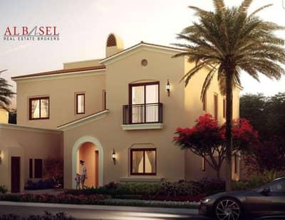 4 Bedroom Villa for Sale in Dubailand, Dubai - Stand Alone  Villa | Close to park and pool | Large plot