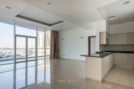 2 Bedroom Apartment for Rent in Palm Jumeirah, Dubai - Amazing Full Marina View | 2 Bedroom plus Study