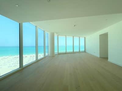فلیٹ 3 غرف نوم للايجار في جزيرة السعديات، أبوظبي - Glamorous 3 Bed / Full Sea View / Available Now!