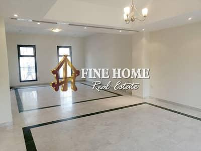 فیلا 4 غرف نوم للايجار في شارع السلام، أبوظبي - Awesome 4BR with Garden + 2 Parking + Pool