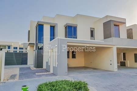 تاون هاوس 5 غرف نوم للبيع في دبي هيلز استيت، دبي - Type 3E   Park Backing and Close to the swim.pool