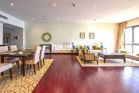 فلیٹ 1 غرفة نوم للبيع في نخلة جميرا، دبي - VOT   Deluxe Beach Resort Apartment with Sea Views