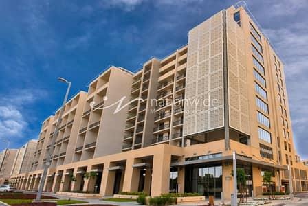 فلیٹ 1 غرفة نوم للايجار في شاطئ الراحة، أبوظبي - A Cozy Lifestyle Awaits For You In Al Raha