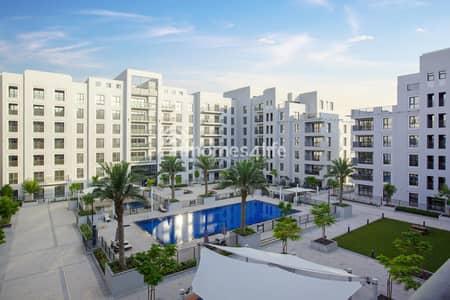 شقة 3 غرف نوم للايجار في تاون سكوير، دبي - Pool View  |  Two Parking | Dream Home  | Ready To Move In