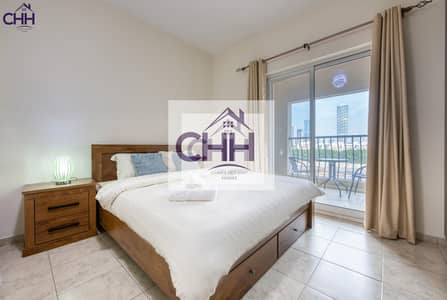Studio for Rent in Jumeirah Village Triangle (JVT), Dubai - Stylish Studio Apartment with huge balcony