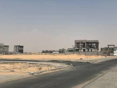 ارض سكنية  للبيع في العالية، عجمان - انتهز الفرصه قطعه ارض مطله علي شارعين