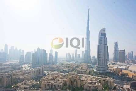 High Floor | 2 Bedroom Full Burj Khalifa View