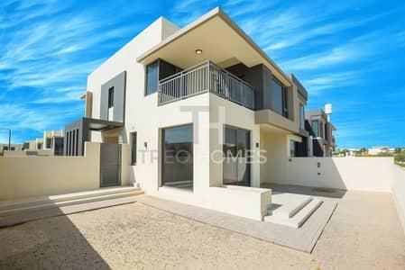 5 Bedroom Townhouse for Rent in Dubai Hills Estate, Dubai - New|Middle May|Corner Villa|Green Belt