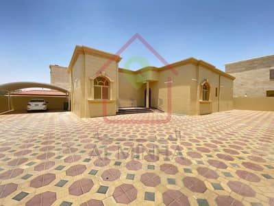 3 Bedroom Villa for Rent in Zakher, Al Ain - Elegant Brand New Ground Floor Private Villa
