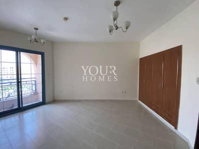 فلیٹ 1 غرفة نوم للايجار في المدينة العالمية، دبي - BS|| Spacious 1bhk || Double Balcony|| Close RTA Bus Stop