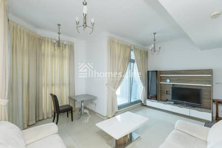 2 Bedroom Flat for Rent in Dubai Marina, Dubai - Fully Furnished | Chiller Free | Maids Room
