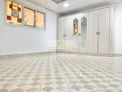 شقة في مدينة شخبوط (مدينة خليفة ب) 1 غرف 30000 درهم - 5134924