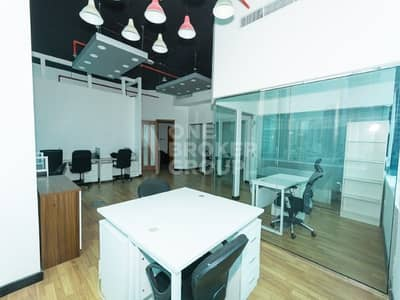 Office for Rent in Business Bay, Dubai - Beautiful Layout w/ washroom and pantry.