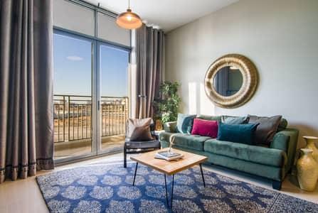 فلیٹ 2 غرفة نوم للايجار في مجمع دبي ريزيدنس، دبي - Special Price -Higher Floor  -Brand New 2 BR-12 Cheques