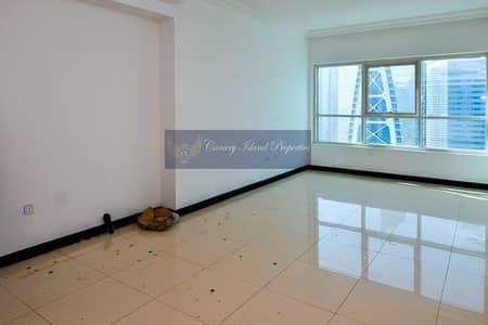 شقة 2 غرفة نوم للايجار في أبراج بحيرات الجميرا، دبي - VACANT  LARGE 2 BEDROOM APT. FOR RENT