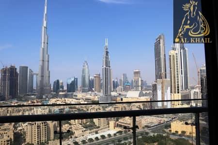 شقة فندقية 2 غرفة نوم للبيع في وسط مدينة دبي، دبي - Stunning Burj Khalifa View Luxury 2BR Hotel Apartment for sale