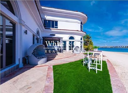 7 Bedroom Villa for Rent in Palm Jumeirah, Dubai - NEW LISTING / MARINA VIEW / HIGH NUMBER