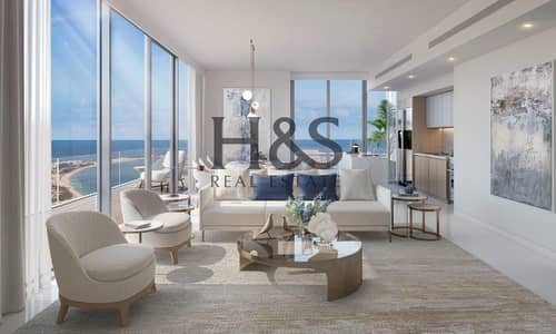 2 Bedroom Apartment for Sale in Dubai Harbour, Dubai - Beach Living I Spacious 2 Beds  I High Finishing