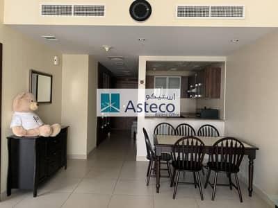 شقة 1 غرفة نوم للايجار في أبراج بحيرات الجميرا، دبي - FULLY FURNISHED | LAKE VIEW | BEAUTIFUL 1BHK