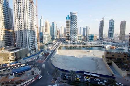 فلیٹ 1 غرفة نوم للبيع في جميرا بيتش ريزيدنس، دبي - Vacant l Low Floor l Un furnished l Prime Location