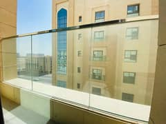 No Commission Spacious Size 1 Bedroom With Wardrobes Swimming Pool Gym Covered Parking Apartment AT Rawdhat For 48k