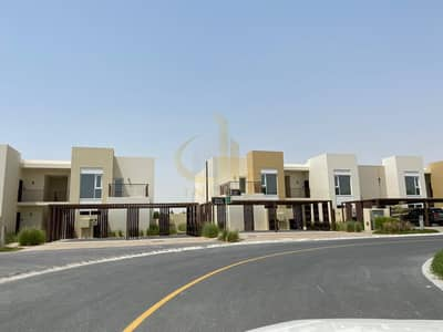 3 Bedroom Townhouse for Sale in Dubai South, Dubai - Resale | Vacant on Transfer | Single row | 3 Bedroom