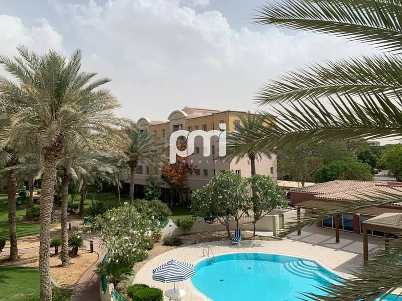 Exclusive | East Garden Apartment | 3 Bed + Maid | Rent