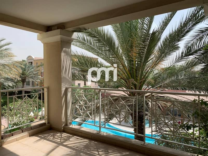 2 Exclusive | East Garden Apartment | 3 Bed + Maid | Rent
