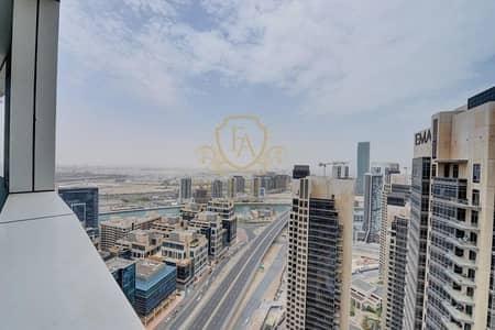 شقة 2 غرفة نوم للايجار في وسط مدينة دبي، دبي - Canal View | Furnished Unit | Higher Floor