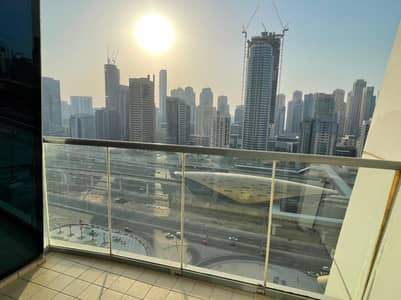 1 Bedroom Apartment for Rent in Dubai Residence Complex, Dubai - Unfurnished 1 bed | High floor | indigo Tower