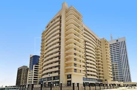 استوديو  للايجار في مدينة دبي الرياضية، دبي - Open View Studio with Balcony