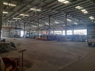 مستودع  للبيع في مصفح، أبوظبي - ROI 13 % (150x150 land with warehouse - 3.5 Million )