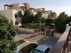 شقة في الواحة الغدیر 2 غرف 40000 درهم - 5135715