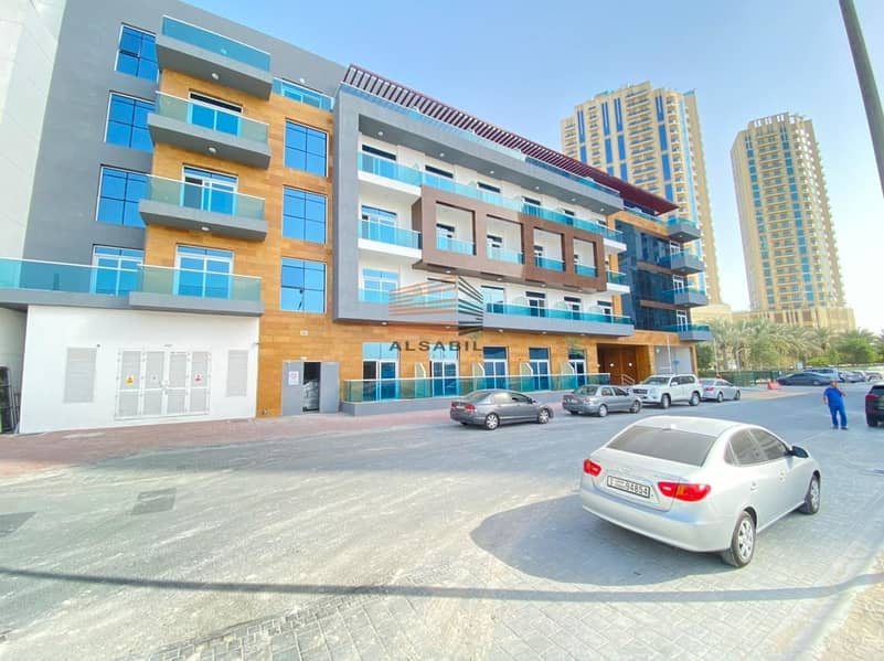 Large Balcony - Open view - 3 Months  Free-Hot Deal