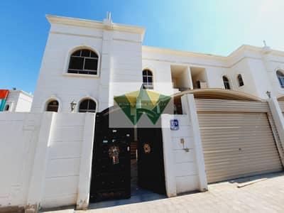 فیلا 4 غرف نوم للايجار في مدينة محمد بن زايد، أبوظبي - Hot Offer! Private Entrance 4 M-Br Villa with Garden