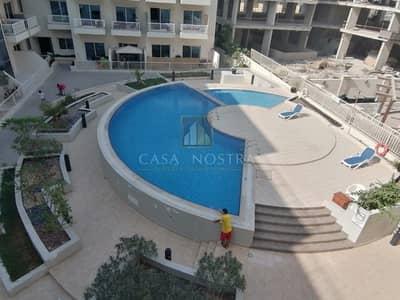شقة 2 غرفة نوم للبيع في قرية جميرا الدائرية، دبي - Full Pool view Cheapest Deal 2BR with Balcony