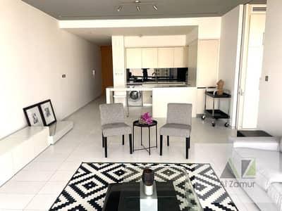 شقة 1 غرفة نوم للايجار في مركز دبي المالي العالمي، دبي - Lavish Furnished One BR Higher Floor Chiller free