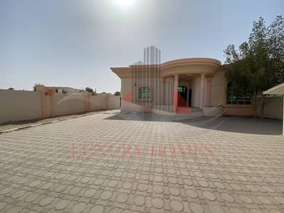 3 Bedroom Villa for Rent in Al Muwaiji, Al Ain - A Blend of Modern Convenience and Private Yard