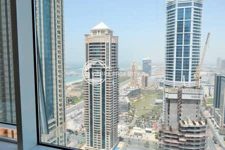 فلیٹ 1 غرفة نوم للايجار في دبي مارينا، دبي - HIHG FLOOR I SPACIOUS I COMMUNITY VIEW