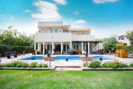 5 Bedroom Villa for Rent in Arabian Ranches, Dubai - Rare Type 4A | Private Pool | Prime location