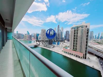 فلیٹ 3 غرف نوم للايجار في الخليج التجاري، دبي - Limited Offer    Stunning  Canal  View   + Maids Room