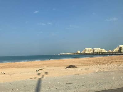 Residential Plot -  Walk to Beach - Al Marjan Island