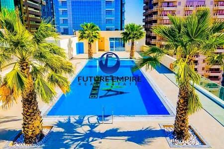 فلیٹ 1 غرفة نوم للايجار في شارع الشيخ زايد، دبي - Burj Khalifa View| Premium Apartment | Chiller Free | Free Grace Period