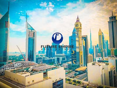 1 Bedroom Flat for Rent in Sheikh Zayed Road, Dubai - High-Floor | Lavish 1BHK  | Direct From Owner | 2 Months Free