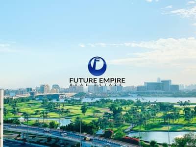 فلیٹ 3 غرف نوم للايجار في القرهود، دبي - 2 Months Free &  Chiller Free | Fully Golf View  |  Massive and Bright