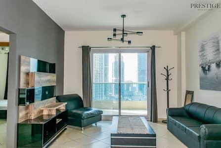 فلیٹ 2 غرفة نوم للبيع في دبي مارينا، دبي - Marina Diamond 4 | Marina view | Furnished | 2 bed