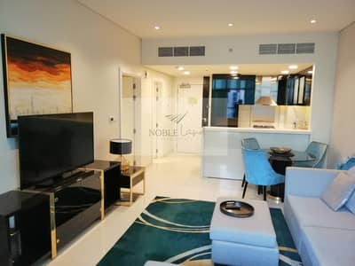 فلیٹ 2 غرفة نوم للايجار في الخليج التجاري، دبي - Fully Furnish I Lake View I Sunrise View I Prime Location