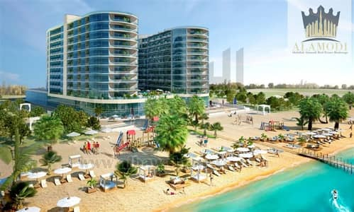 Studio for Sale in Al Marjan Island, Ras Al Khaimah - Get your apartment with fully sea view in Ras Al khaimah