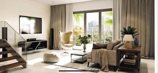 4 Bedroom Townhouse for Sale in Mohammed Bin Rashid City, Dubai - Unique 3 floor townhouses. at the heart of Dubai